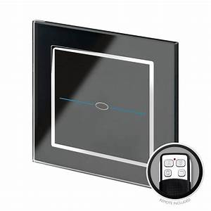 Lampe Touch Dimmer : crystal led dimmer touch remote light switch 1 gang black ct retrotouch designer light ~ Yasmunasinghe.com Haus und Dekorationen