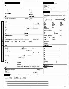 icu nurse report sheet template nurse pinterest home With icu note template