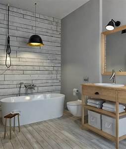 Wandfarbe Für Bad : 1001 ideen f r badezimmer ohne fliesen ganz kreativ ~ Michelbontemps.com Haus und Dekorationen