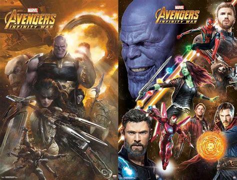 espectacular poster de los villanos de vengadores