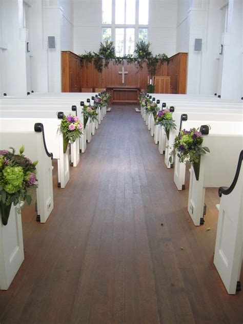 Simple Church Wedding Decorations Bing Images In 2019