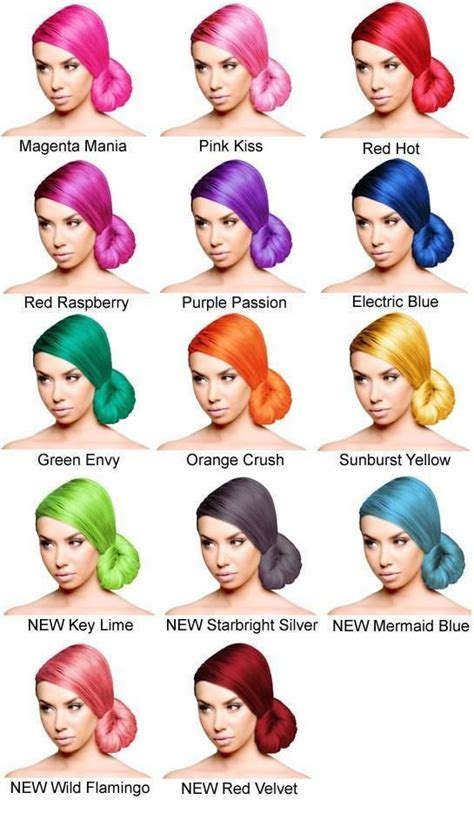 Sparks Long Lasting Bright Hair Color Hair Hair Hair