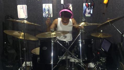 not lagu d masiv d 39 masiv diantara kalian drum cover by novigita official