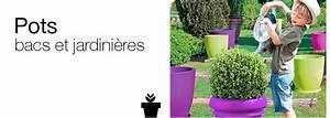 Jardiniere Plastique Gros Volume : achat de pot de fleur bacs et jardini res jardinerie ~ Dailycaller-alerts.com Idées de Décoration