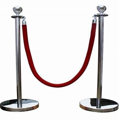 Queue Rope Barrier Line Steel Crowd Control