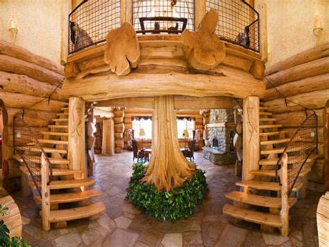 Luxury Custom Log Homes Luxury Log Cabin Home, log homes ...