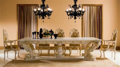 Dining Room , Luxury Dining Table Design For Priceless