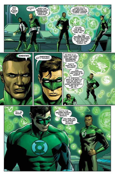 green lantern god of light review hal jordan and the green lantern corps 30 dc