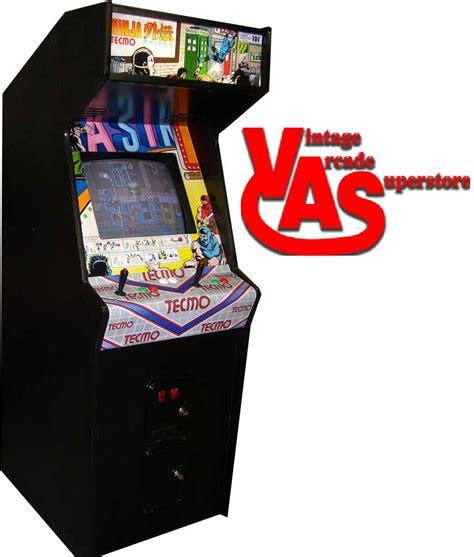 Ninja Gaiden Arcade Game For Sale Vintage Arcade