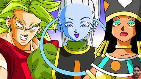 Dragon ball z / cast 12 Strongest Dragon Ball Z Female Characters - YouTube