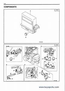 Download Toyota 7 Fd Series Forklift Trucks Pdf Manuals
