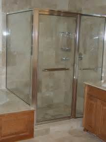 Image of: Shower Door The Proper Shower Tile Designs And Size