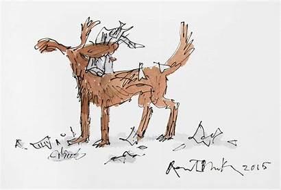 Blake Quentin Illustrations Children Rspca Favourite Auction