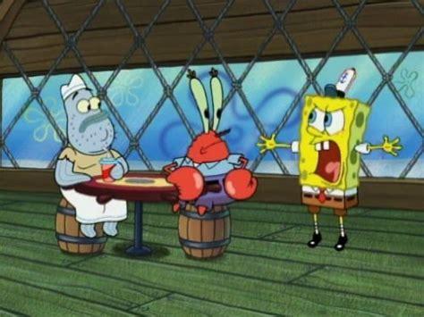 spongebob squarepants  original fry cooknight light