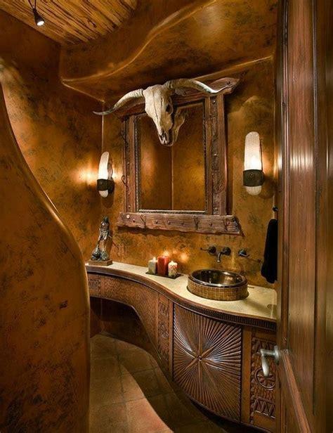 fabulous western  rustic home decoration ideas