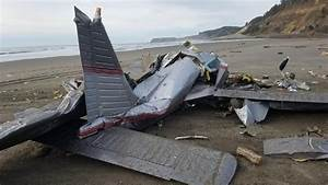 Man dies when private plane crashes near Cape Blanco   KATU