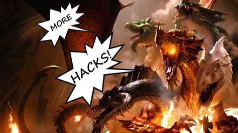 3 More D&d 5e Hacks To Spice Up Your Game