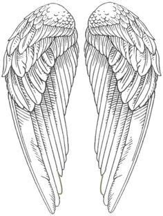 Golden snitch wing template | Angel wings pictures, Wings