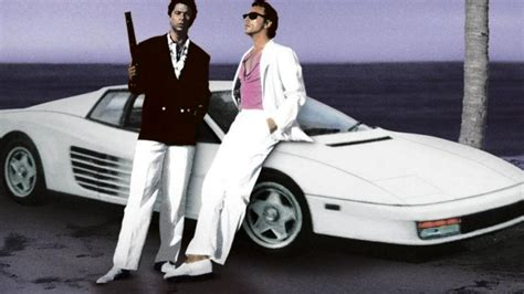 iconic miami vice ferrari   auctioned newshub
