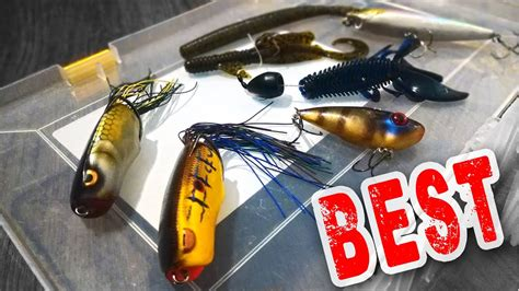fishing bass lures florida rods