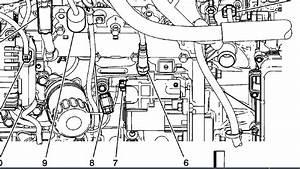 P0324 Fault - Knock Sensor Location