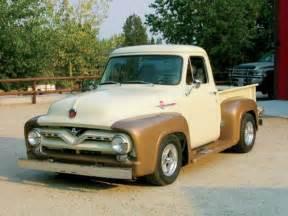 1954 Ford Classic Trucks