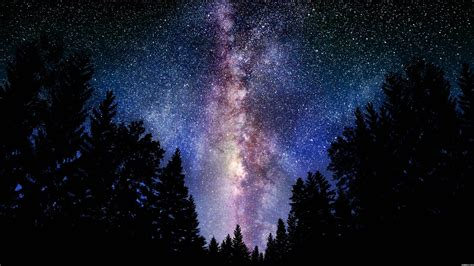 Milky Way Galaxy Wallpapers Hd Pixelstalknet