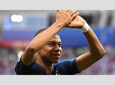 Mbappe news France teenager makes history by rivalling