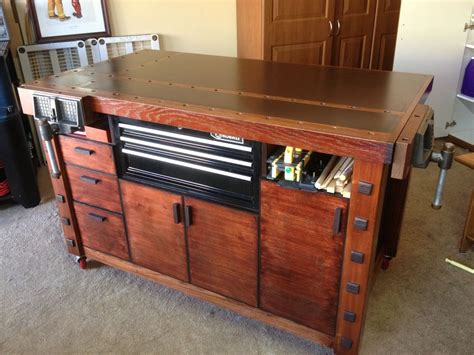top  video guide      woodworking diy workbench