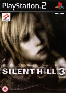 Silent Hill 3 (2003) PlayStation 2 box cover art - MobyGames