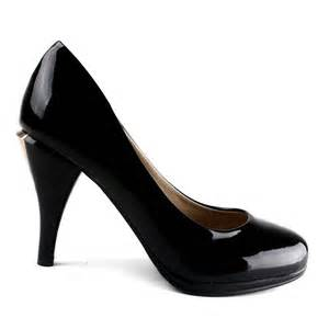 black wedding shoes high heel closed toes black wedding shoes flowerweddingshoes