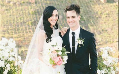 Brendon Urie Sarah Orzechowski News Married Couple