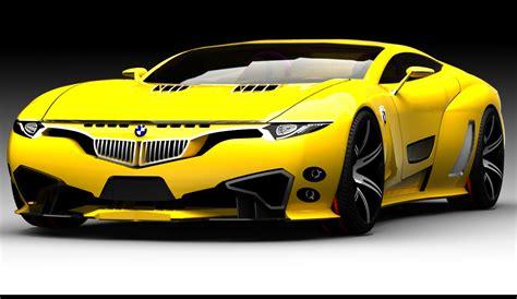 Bmw Announces New Supercar