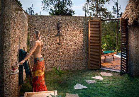 Outdoor Showers : La Douche De Jardin Pour Les Amoureux De La Nature