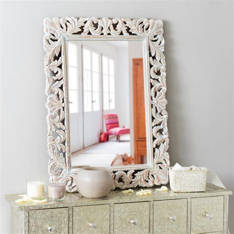specchio kyare naturale maisons du monde