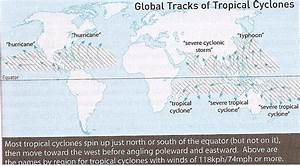 Improving Geographical Knowledge  Hurricanes
