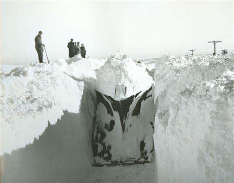 January, 1949 Blizzard