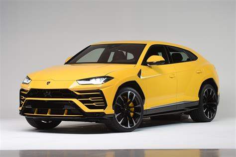 New Lamborghini Urus SUV revealed in full ? due in 2018   Evo