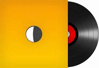 Vinyl Record Icon Disc Transparent Background Icons