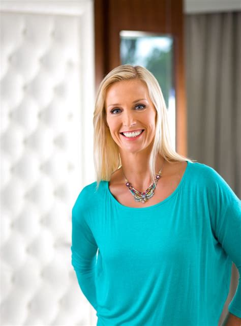 Candice Olson From The W Network Show Candice Tells All. 40 Inch Electric Range. Wisconsin Granite. Big Houses. Colonial Cream Granite. White Kitchen. Mantel Designs. Red Tile Backsplash. Laundry Room Cabinets