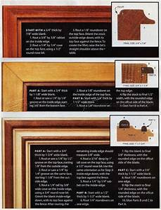 Router Made Picture Frame Plans • WoodArchivist