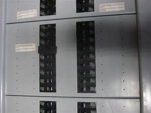 Siemens Bgml4400sbm Breaker Panelboard 400 Amp 208y  120
