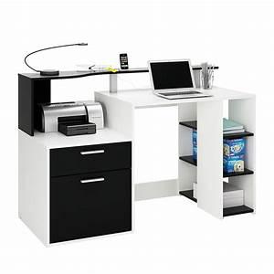 Schreibtisch Weiß Schwarz : b rotisch von california bei home24 bestellen home24 ~ Buech-reservation.com Haus und Dekorationen