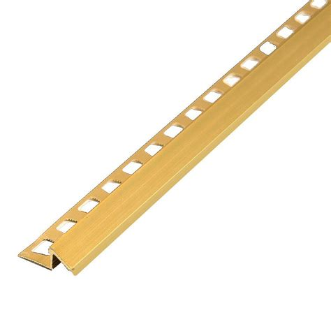 md team tile cutter m d building products satin brass 1 5 in x 96 in