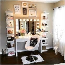 schlafzimmer billig 10 cool diy makeup vanity table ideas