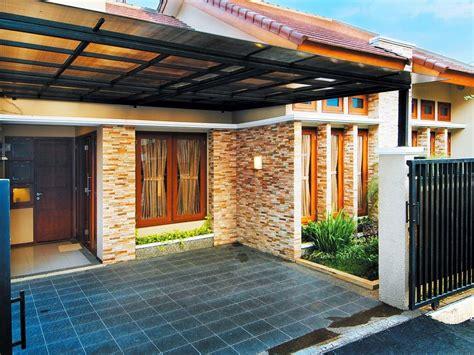 motif keramik  teras rumah desain rumah