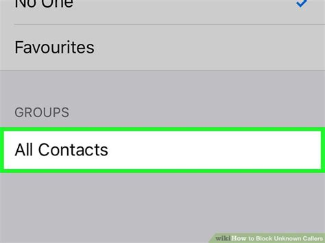 block unknown callers iphone app how to block unknown callers
