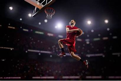 Basketball Wallpapers Playing 4k Sports 8k Jumping