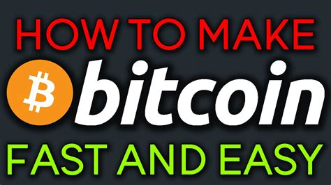 make bitcoin how to make 0 25 btc per day on autopilot and easy