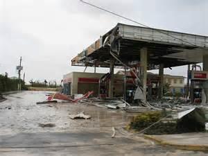 Hurricane Ivan Cayman Islands